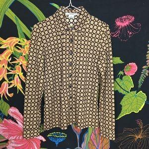 MICHAEL KORS / Long Sleeve Button Up